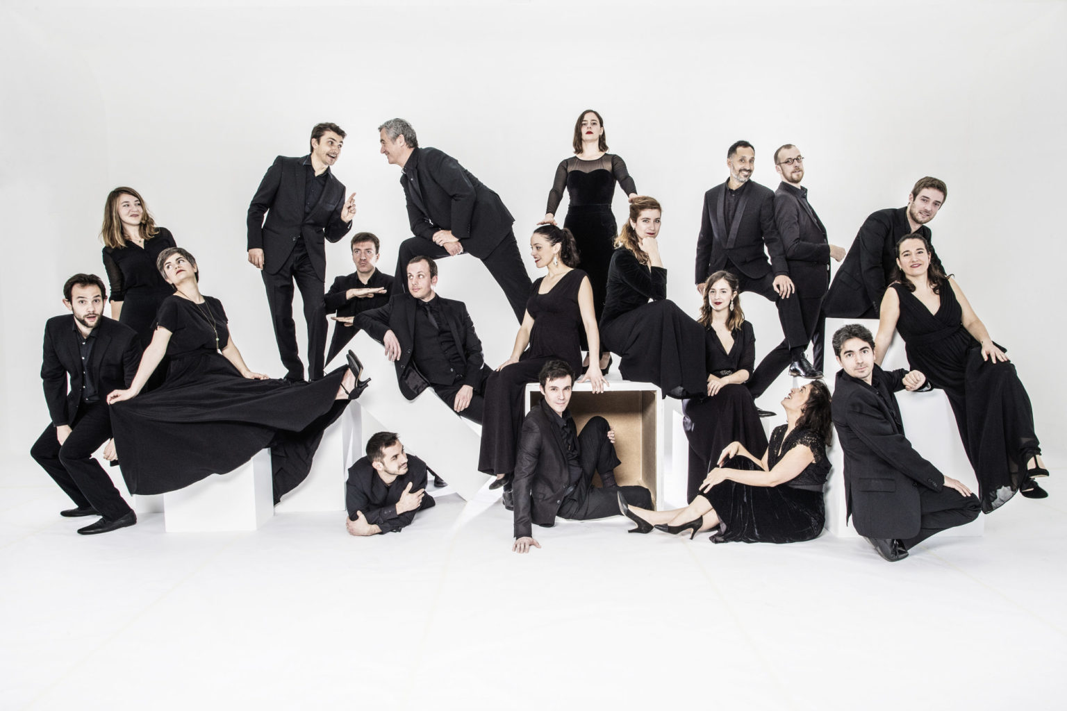Ensemble Aedes - Photo William Beaucardet