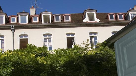 Hôtel de Grammont, construit pour le chanoine Antoine-Pierre II de Grammont au début du XVIIIe siècle, à Besançon (25) - Crédit photo Région Bourgogne-Franche-Comté / David Cesbron