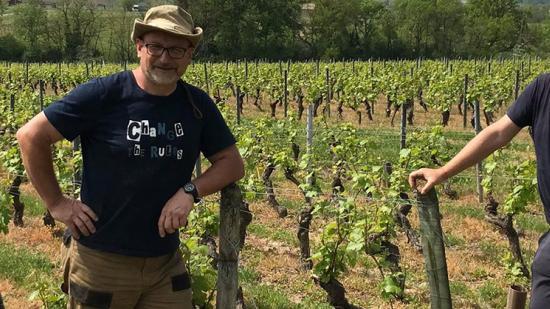 Jean-Yves Larochette (à gauche) et Laurent Dubois se sont trouvés et ont décidé de collaborer jusqu'à fin juin - Photo DR