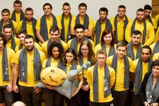Olympiade des métiers 2018 - Crédit Région  Bourgogne-Franche-Comté / David Cesbron