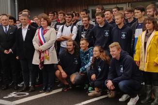 Les étudiants du lycée agricole du Morvan pourront profiter de la pisciculture de Corancy (58), la plus moderne de France - Photo DR