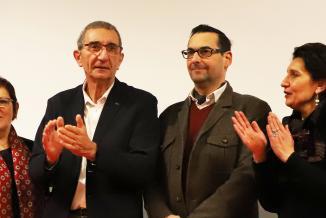 Récompenses du Prix régional de l'innovation touristique en Bourgogne-Franche-Comté, jeudi 30 janvier 2020 - Photo Région Bourgogne-Franche-Comté