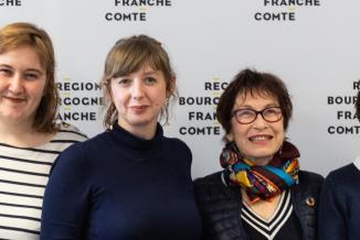 Présentation de l'édition 2020 du Printemps de l'égalité vendredi 6 mars à Dijon – Photos © Vincent Arbelet