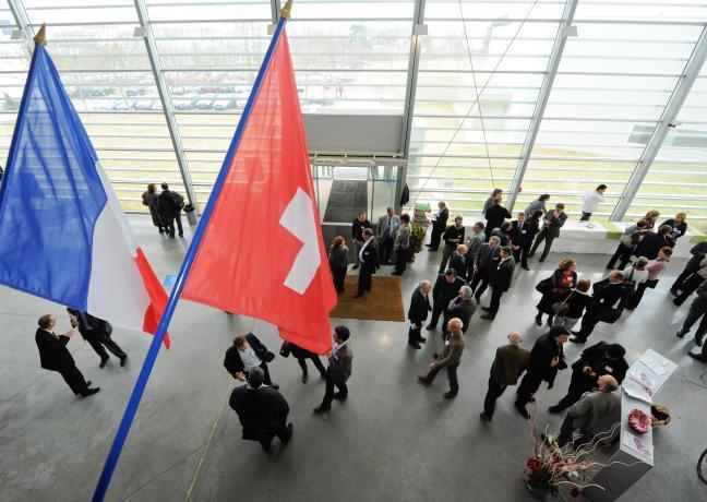 Colloque transfrontalier France-Suisse