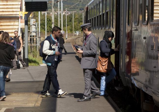 Gare d'Héricourt - Photo DR
