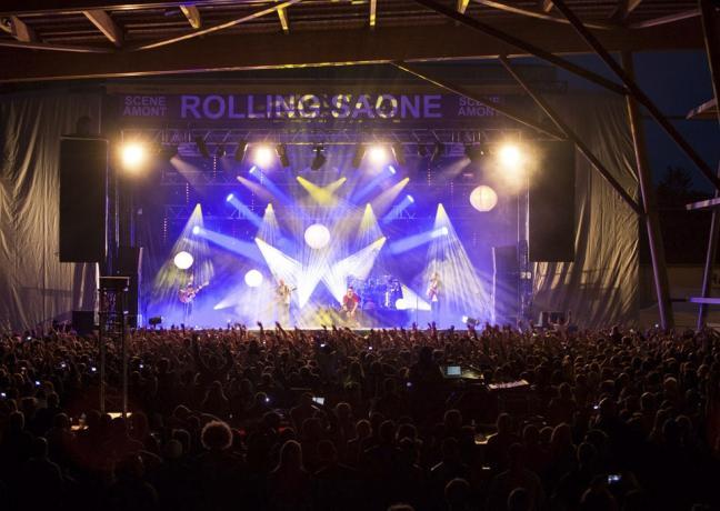 Festival Rolling Saône Photo © Emmanuel PAGAND