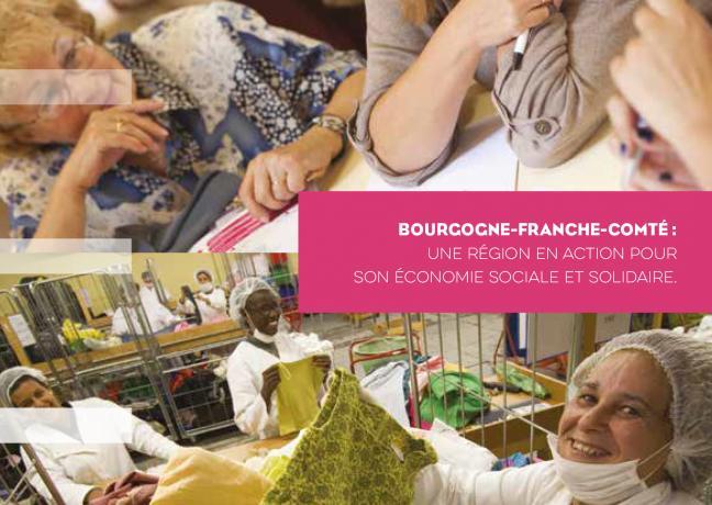 Brochure économie sociale et solidaire
