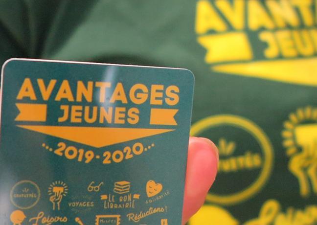 Lancement de la carte Avantages Jeunes 2019, vendredi 30 août 2019 à Dijon - Photo DR