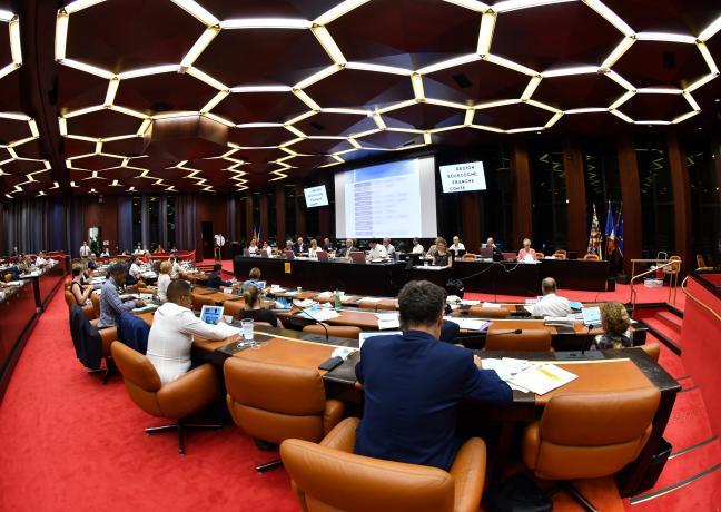 Assemblée du 26 juin - Photo Clément Barré