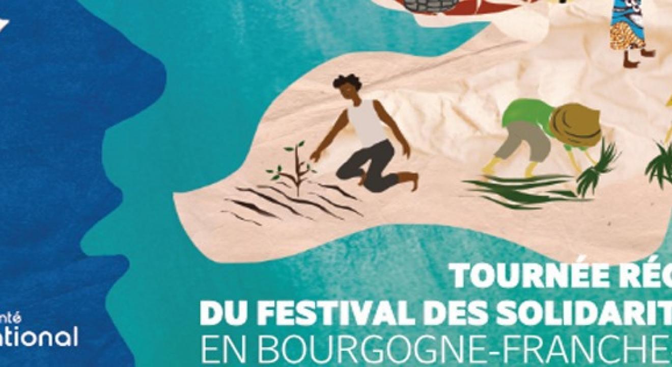 Festival des solidarités 2019 en Bourgogne-Franche-Comté
