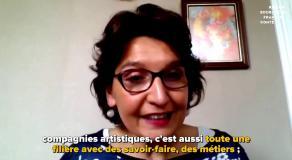 Covid-19 - Entretien avec Lurence Fluttaz, vice-présidente en charge de la culture et du patrimoine